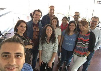 """Turkcell HAP Eğitiminde  Nilüfer Devecigil """"Pozitif Disiplin"""" Eğitimi ile Katılımcılarla Buluştu"""