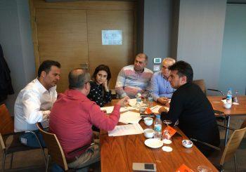 IE Ulagay-Menarini Group ile Müzakere ve İkna Çalışmaları