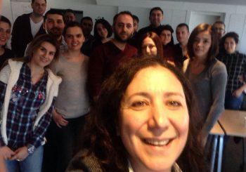 Nilüfer Devecigil Başarılı Çocuk Eğitimi ile Turkcell Akademide